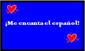 Me encanta el espanol