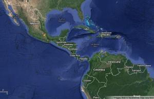 Guatemala en Centroamerica