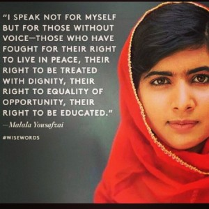 NOBEL PEACE PRIZE YOUNGEST MALALA YOUSAFSAI