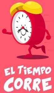 El tiempo corre