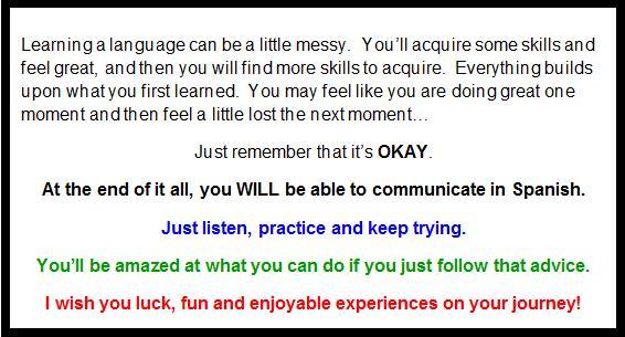 Success Listen Practice and Succeed