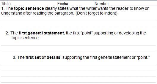 3 8 paragraph Outline form 1