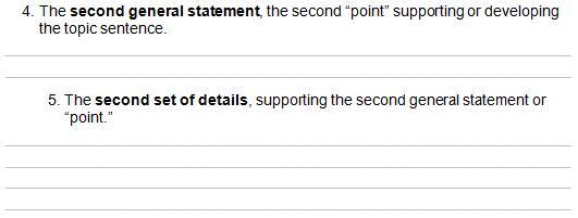3 8 paragraph Outline form 2