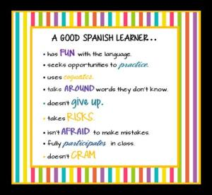 A good learner  does these things