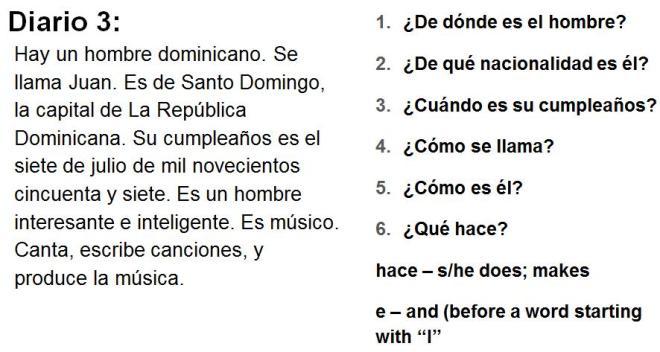 Diario 3 Biografias